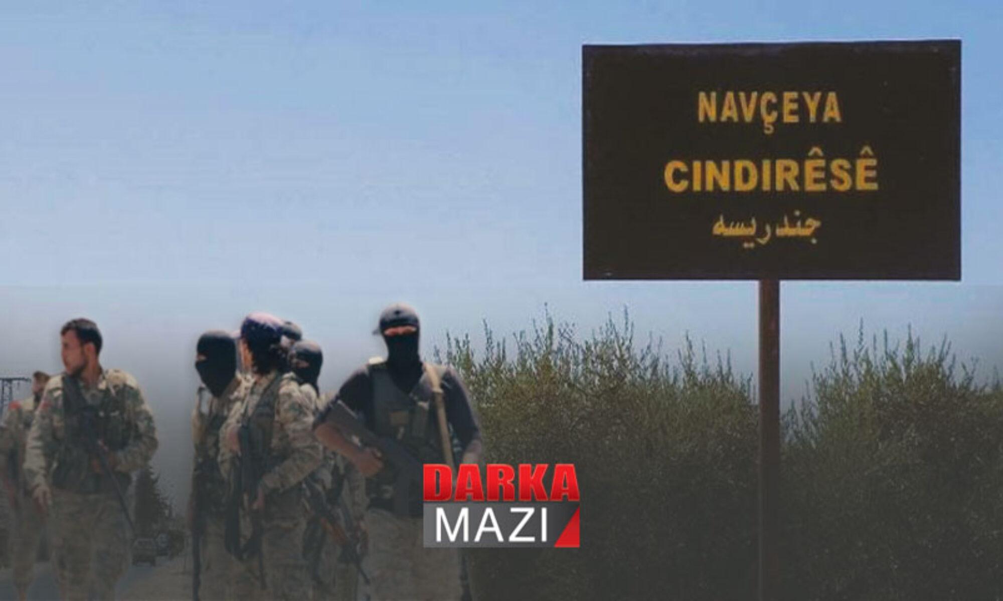 Türkiye'ye bağlı güçler Efrin'de 3'ü kadın 6 kişiyi kaçırdı
