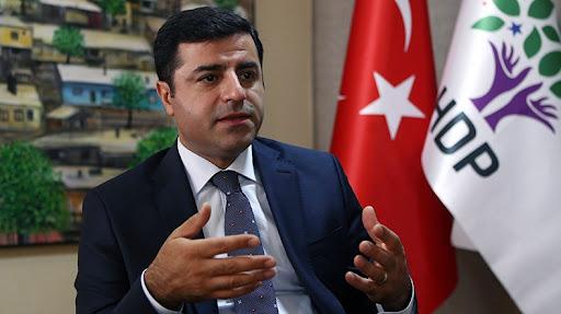 Demirtaş Konya'da yaşananları Kürt katliamı olarak tanımlamadı
