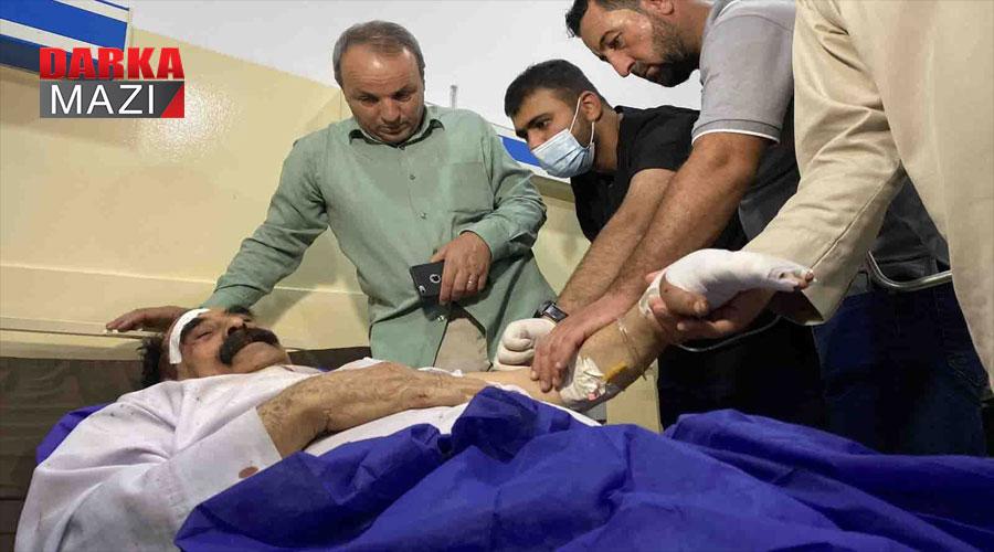 Ezidi kampındaki patlamada gözler PKK'de Mahma Xalil, Qadiya Ezidi kampı Duhok Rojavaye Dicle, Batı Dicle, Şex Hasan İbrahim