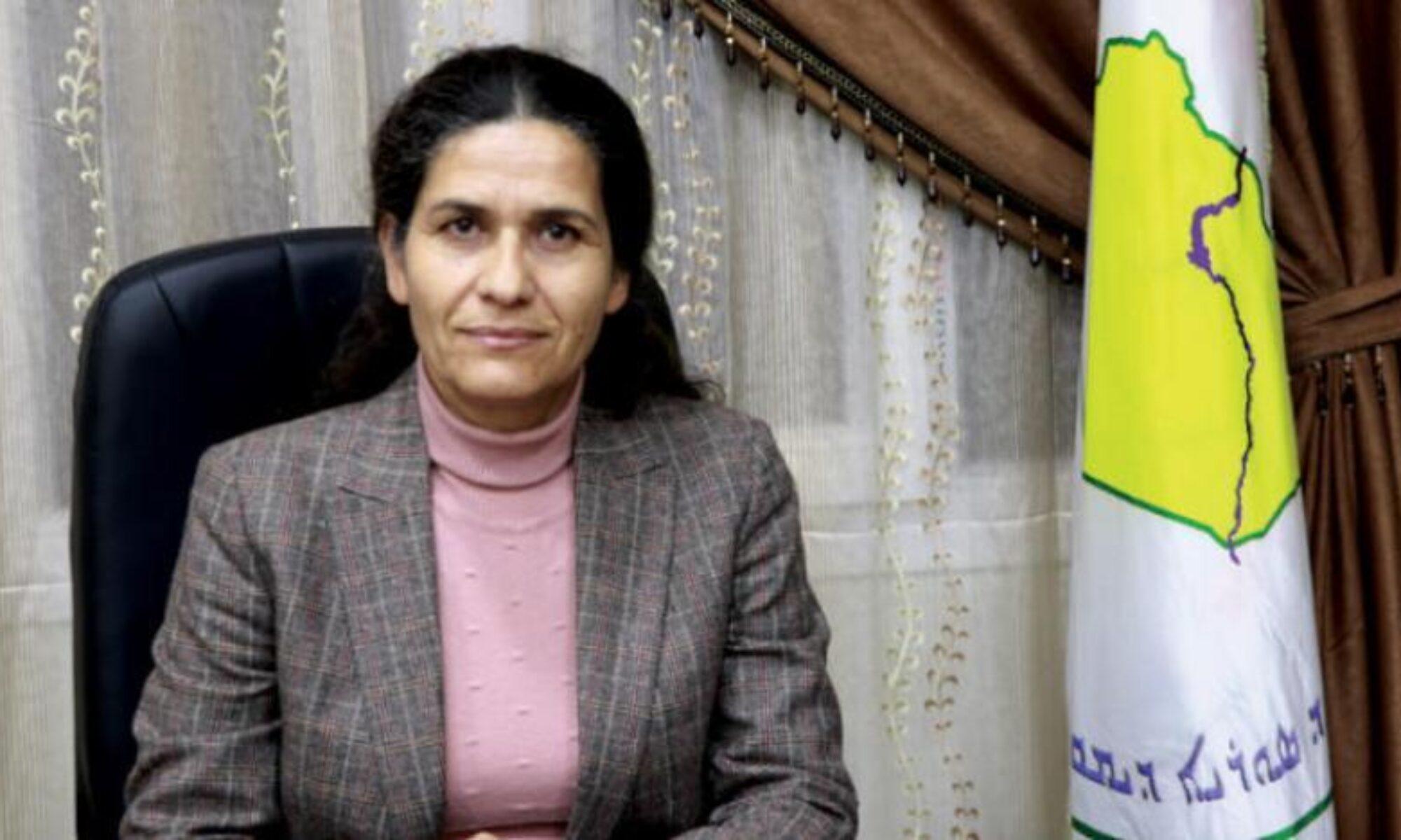 İhlan Ahmed: HSD ve MSD Suriye'nin toprak bütünlüğünün bir garantisi olarak terörle mücadele ediyor