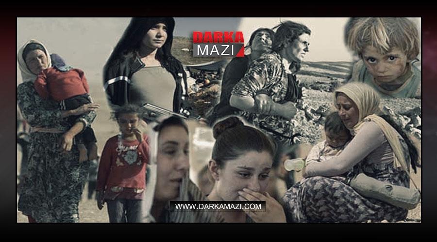 Ezidilerin 74'üncü fermanı: PKK Şengal halkını canlı kalkan olarak kullanıyor