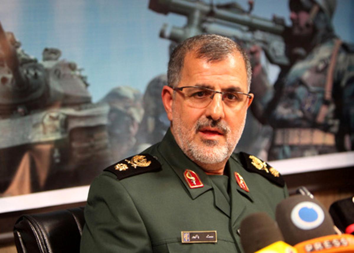 İran'lı Tuğgeneral Pakpur Doğu Kürdistanlı partileri ve Kürdistan Bölgesini tehdit etti