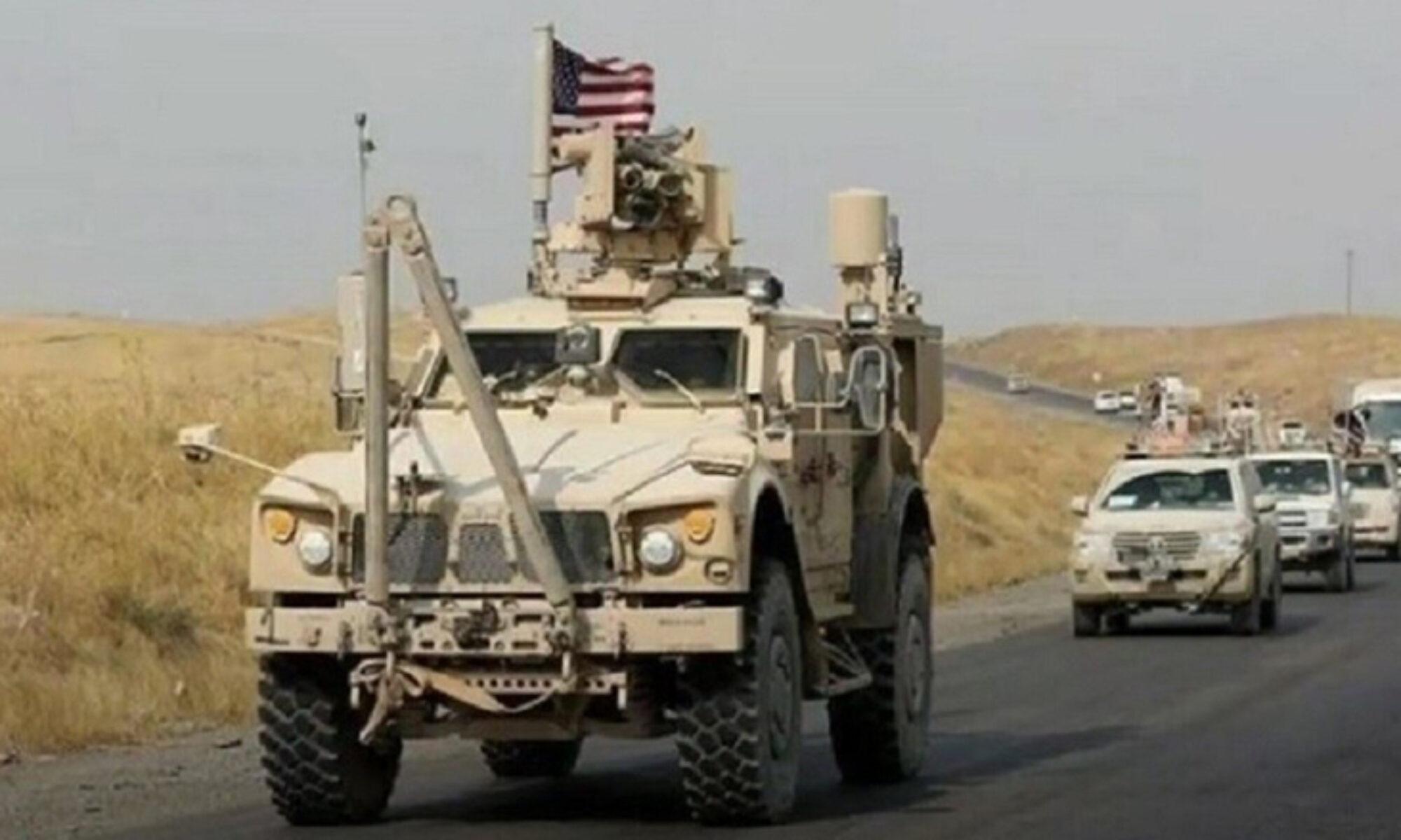 Nasiriye de Uluslararası Koalisyon konvoyuna bombalı saldırı