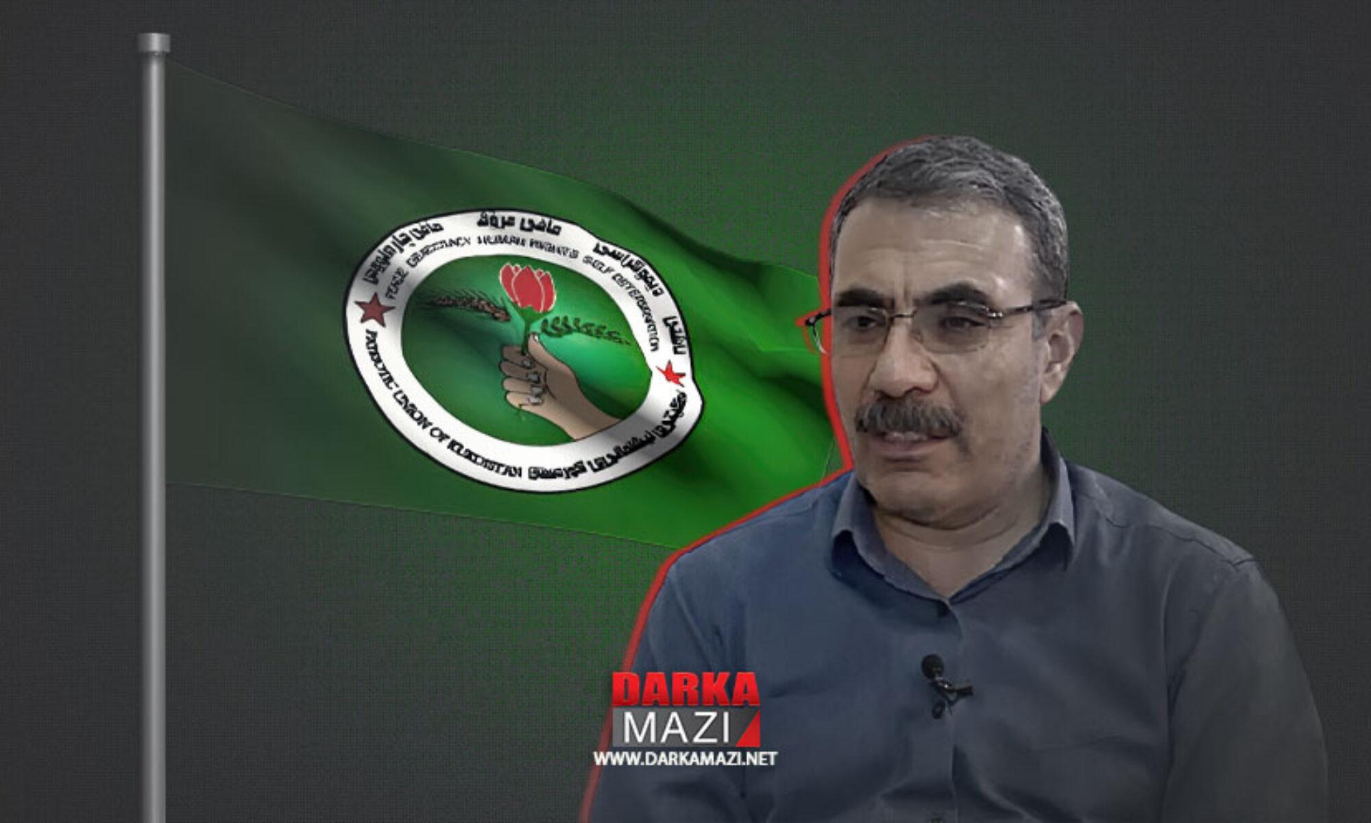 YNK'den PYD'li Aldar Xalil'e: Başka partilerin iç işlerine karışmak yerine Rojava'nın sorunları ile ilgilenin