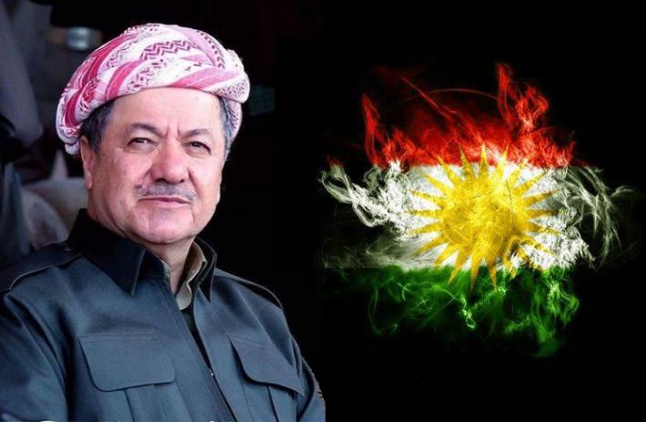 Mesut Barzani seçim toplantısında önemli konuları değerlendirdi