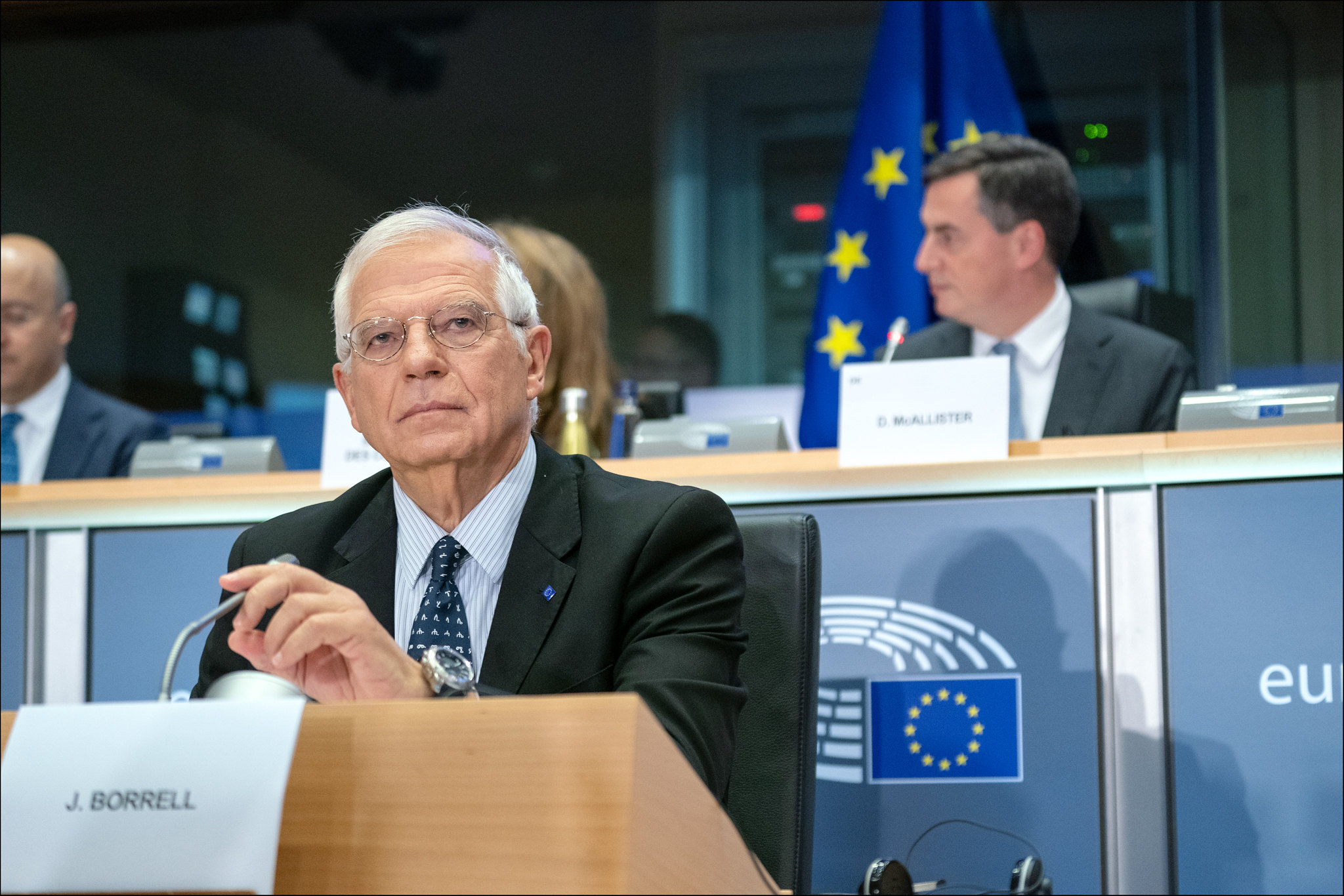 AB üst düzey yöneticisi Borrell yarın Kürdistan'a geliyor
