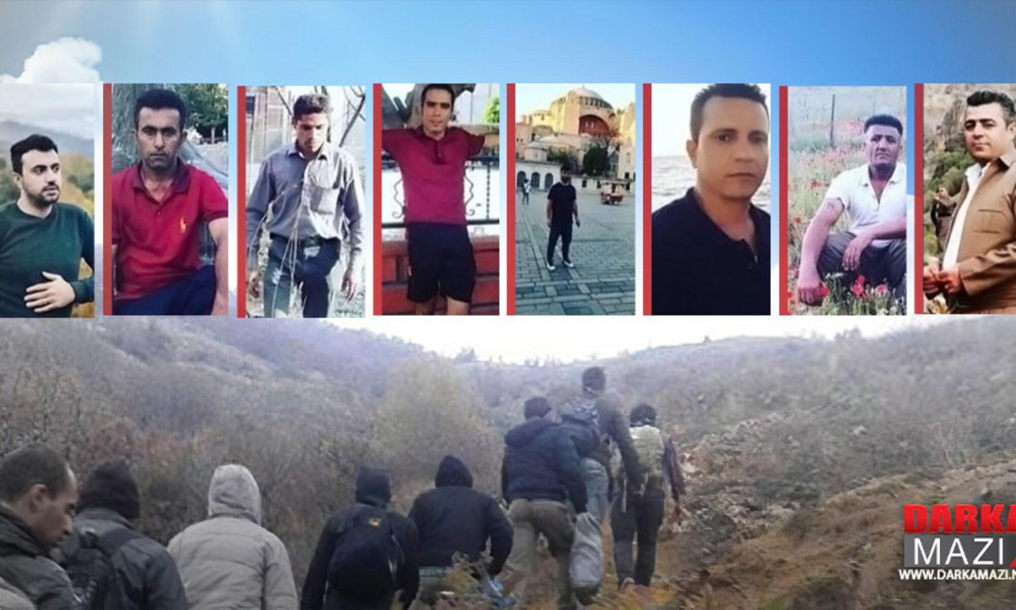 Türkiye, Doğu Kürdistanlı 8 Kürdü El Nusra çetelerine teslim etti