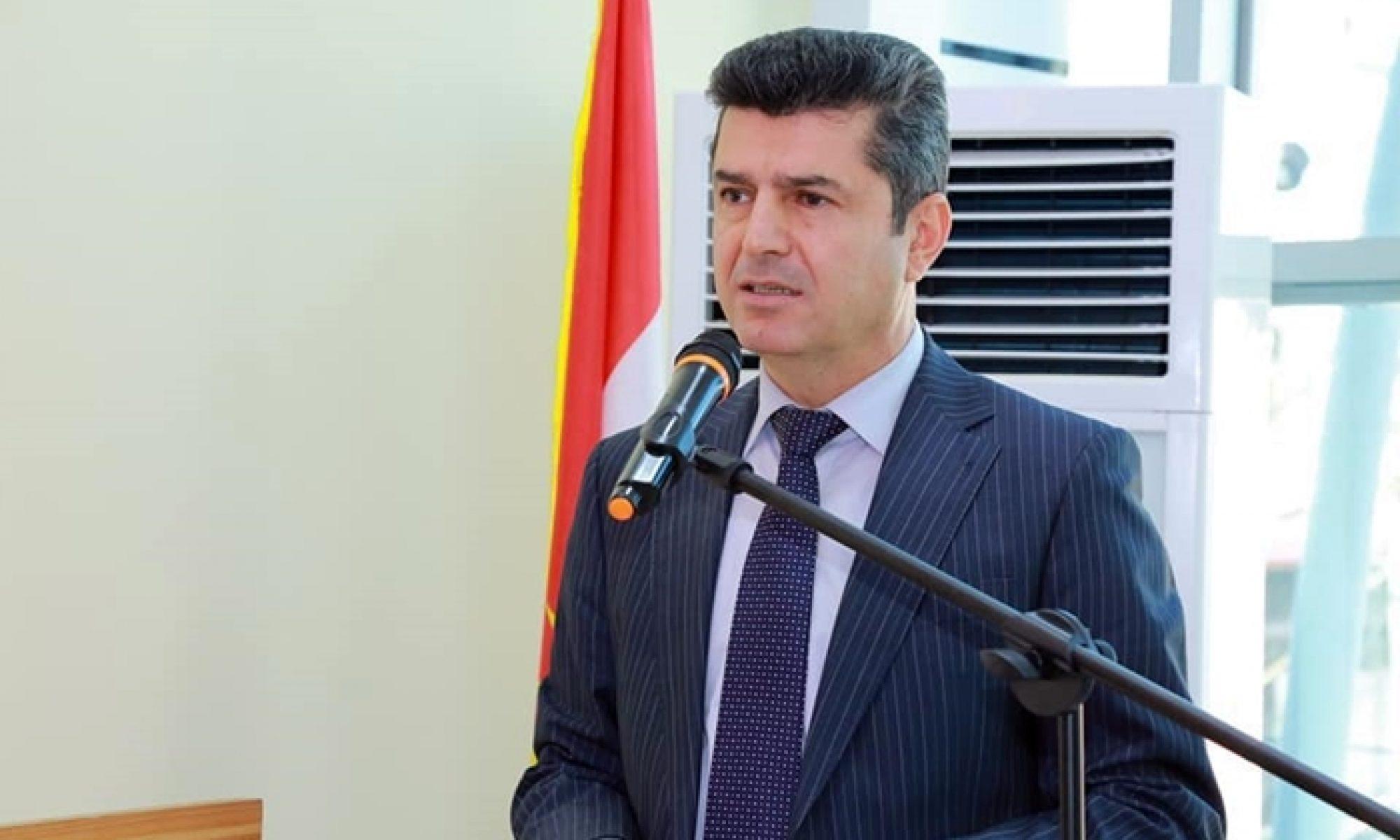 Duhok Valisi Teter: PKK sadece Kürdistan adını kullanıyor, Kürtlere bir faydasını görmedik