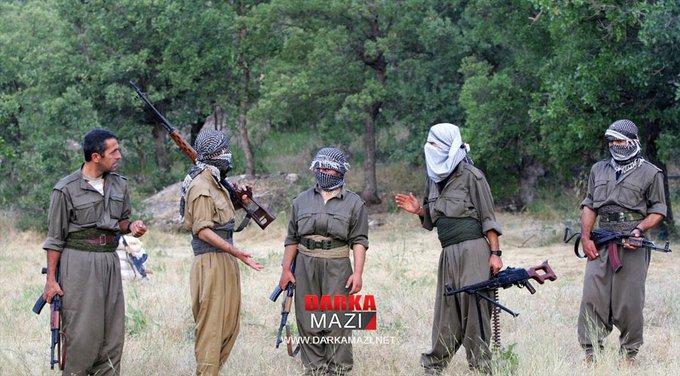 PKK Güçleri Irak Sınır Muhafızlarına saldırdı