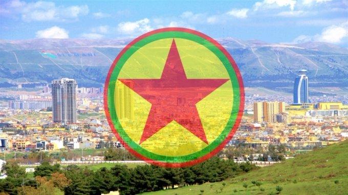 PKK Süleymaniye'de provakasyon peşinde