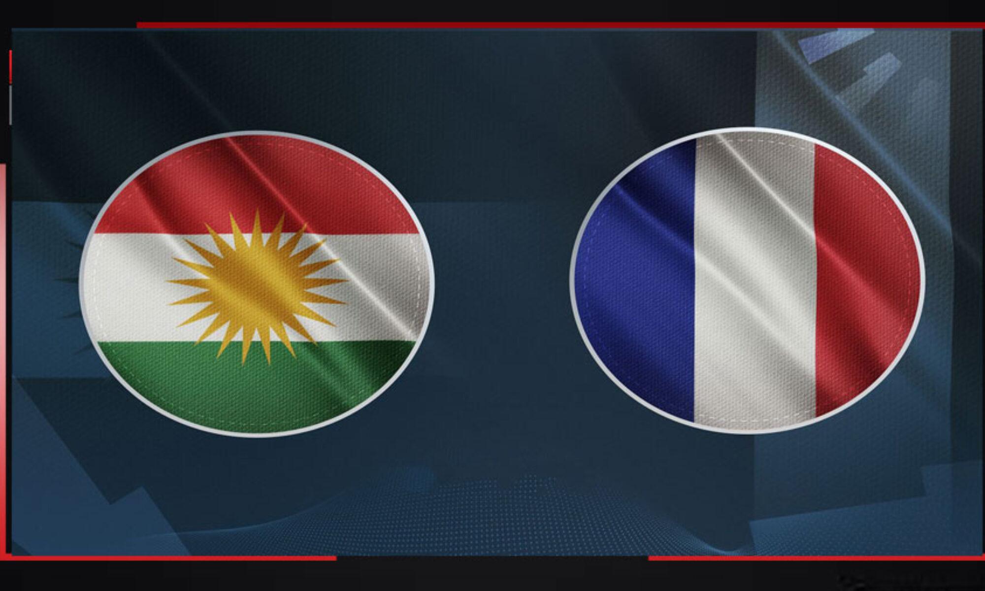 Fransa: Erbil'e saldırı kabul edilemez Fransa'nın Erbil Başkonsolosu Olivier Decottignies