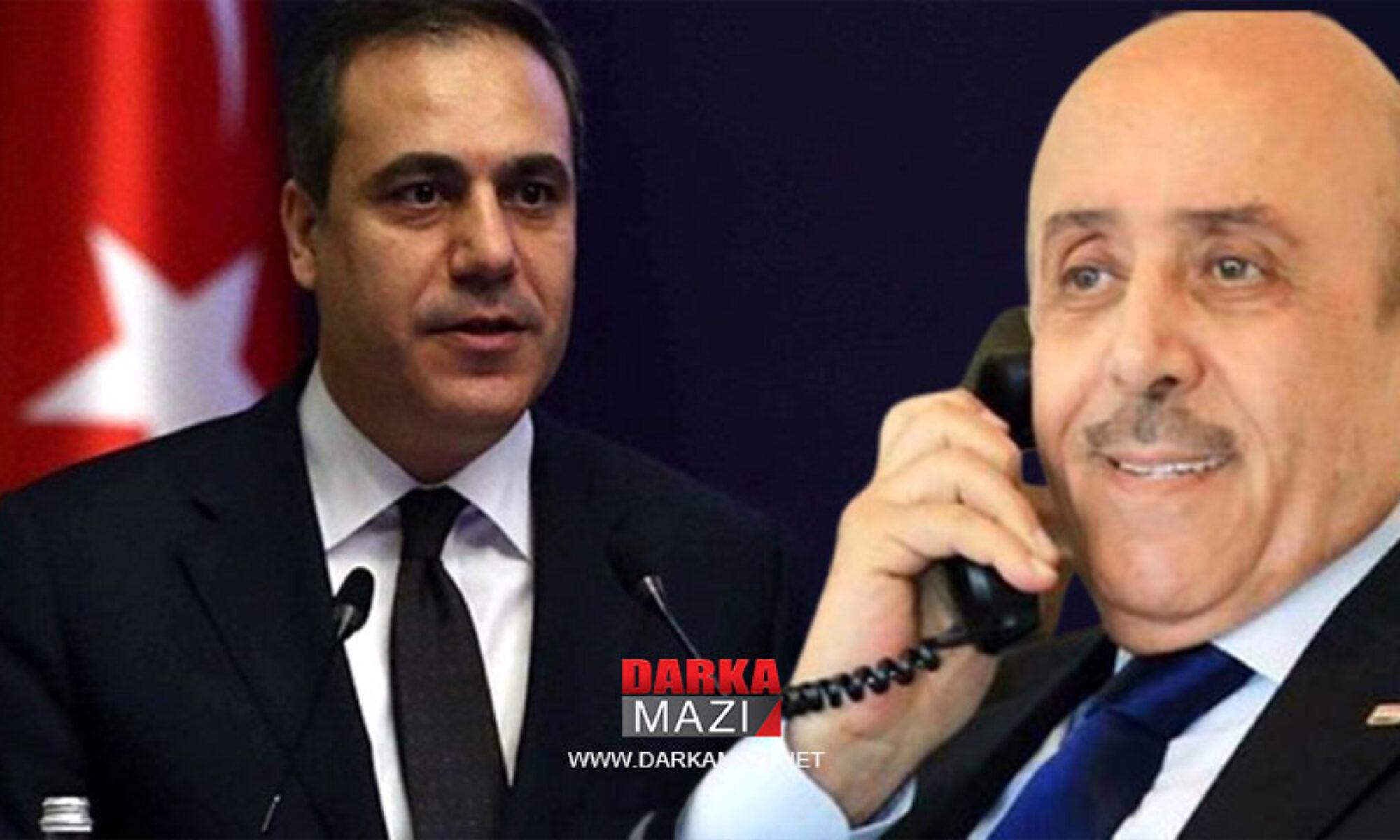 MİT Başkanı Fidan ile Suriye El Muhaberat Başkanı Memlük'ün Bağdat'ta görüşeceği iddia edildi