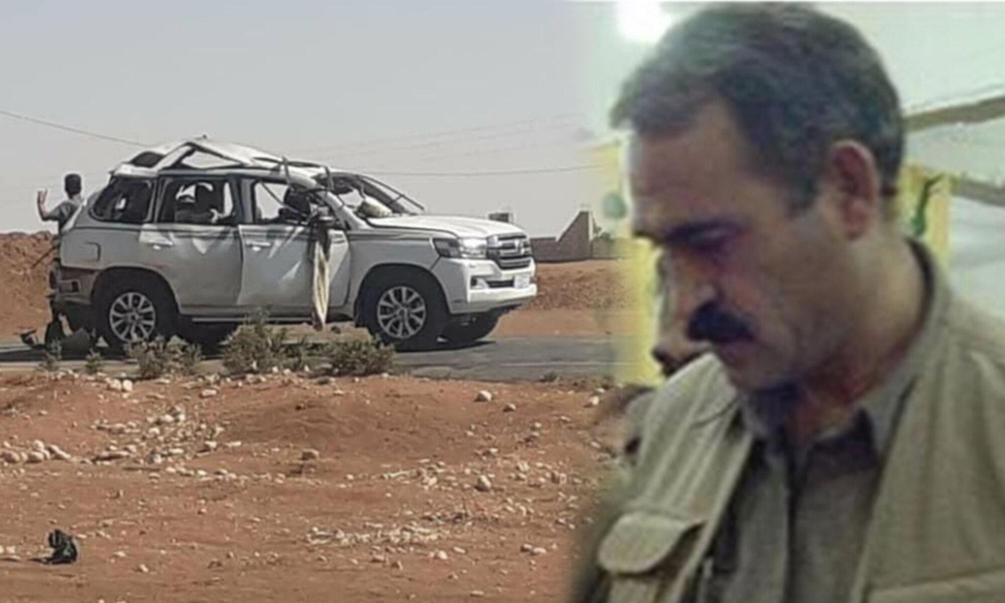 İddia: PKK yöneticilerinden Haydar Varto Qamişlo'da vuruldu Engin Karaaslan, Rojavaa Kırmızı Liste