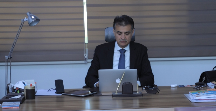 Bağımsız idare olan Soran bölgesine genç bir isim Koordinatör atandı: Helgurt Şêx Necib