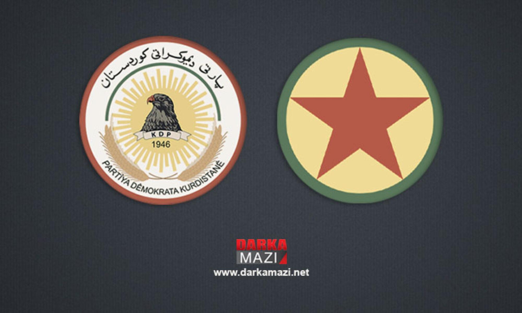 KDP: PKK'nin 7 üyelerinin öldürüldüğü yönündeki iddaları tamamen asılsızdır Mahmud Muhammed Xalifan, HPG, Gerilla