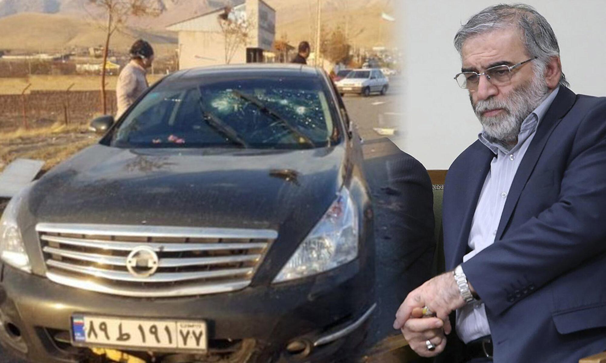 NYT: İran'lı nükleer bilimci Muhsin Fahrizade, 1600 kilometre uzaktan yapay zekayla öldürüldü