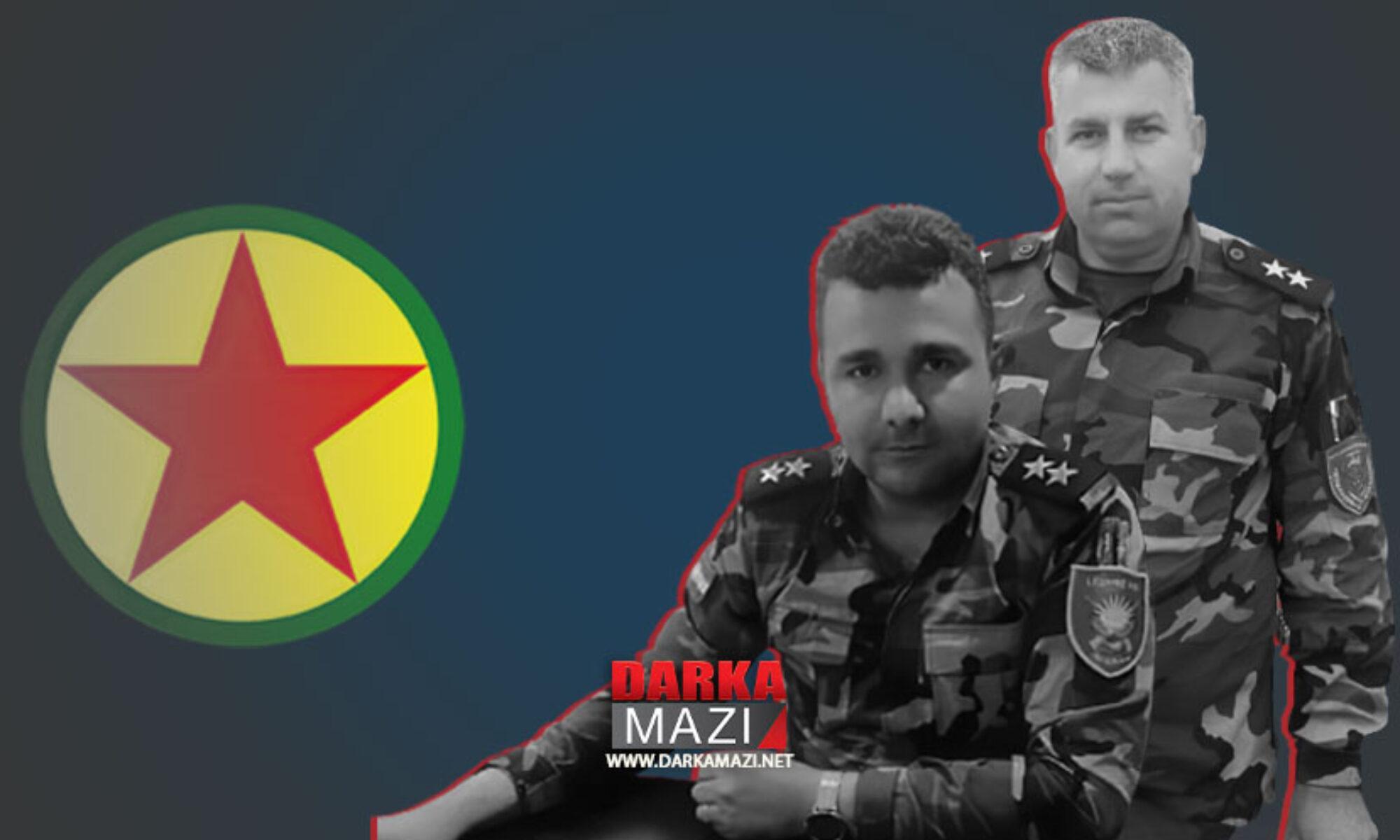 PKK çeteleri yine Kürtlere saldırdı: 2 Peşmerge şehit düştü, mayın, Roj Peşmergeleri, Dinarte, Akre