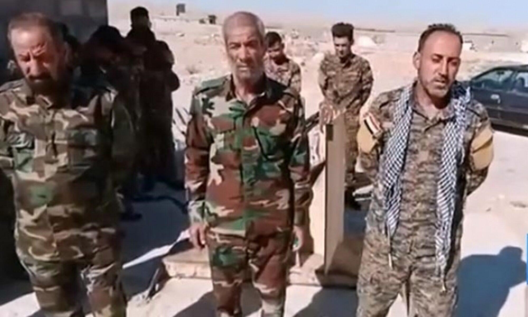 Şengal'de PKK'den ayrılan 51 kişi Peşmerge güçlerine katıldı