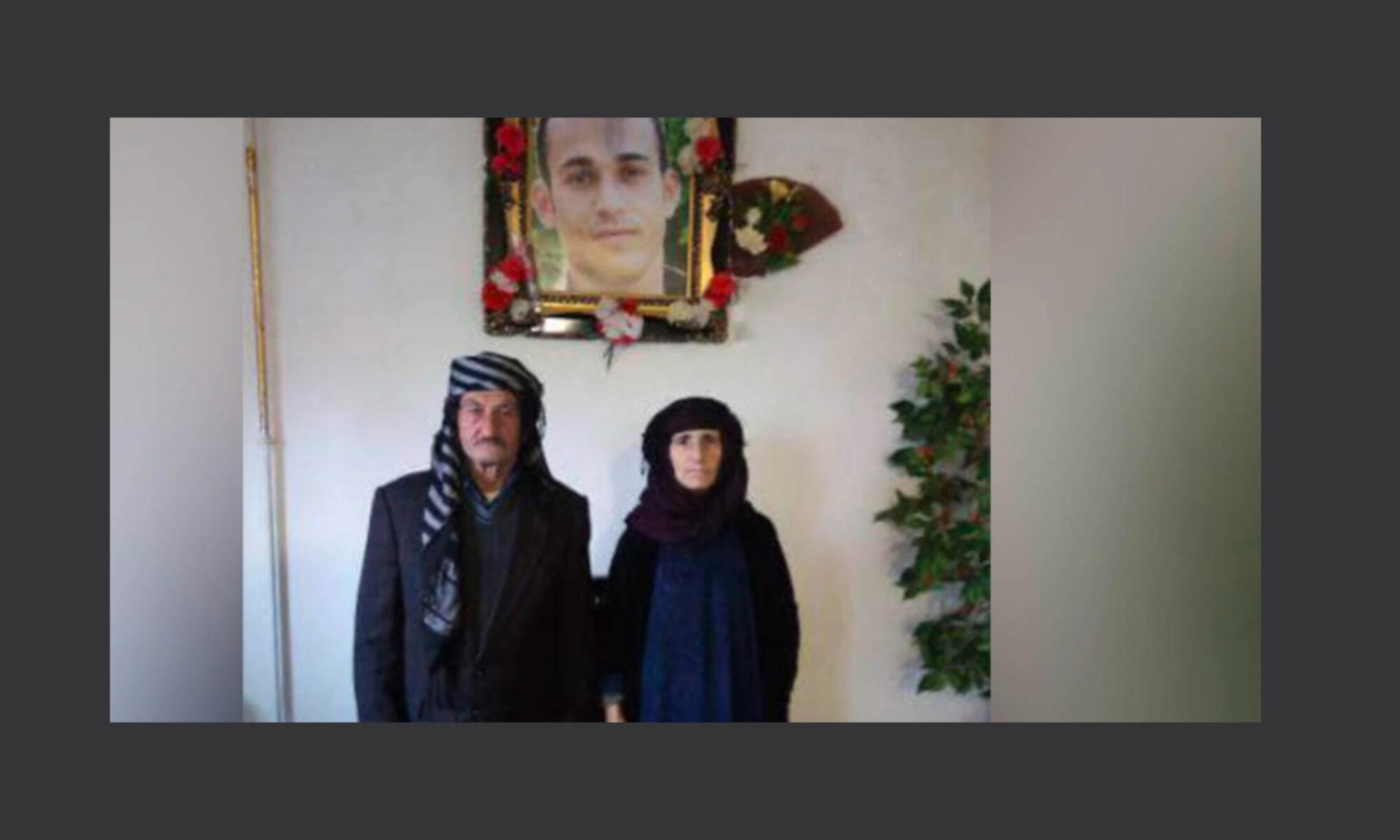İran, idam ettiği Ramin Hisenpenahi'nin babasının cenazesini de kaçırdı