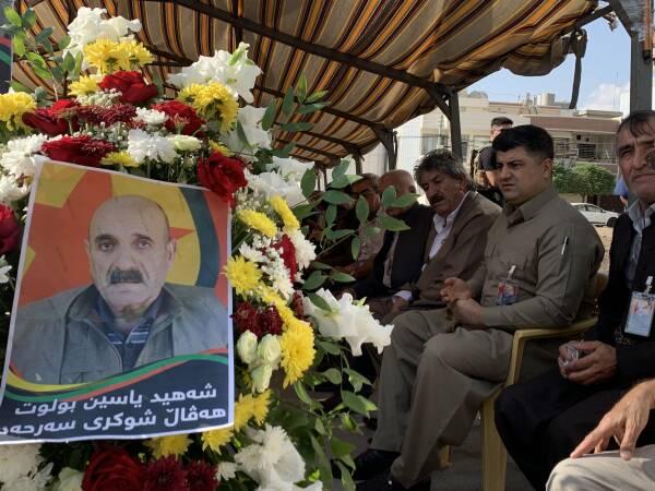 Süleymaniye'de katledilen PKK kadrosu Yasin Bulut ve birkaç soru Süleymaniye, Lahor Cengi, YNK, Celal Talabani, MİT; Türkiye