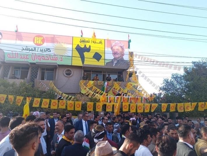 KDP'nin Kerkük'e muhteşem dönüşü Lahor Cengi, Referandum, Şahavan Abdullah