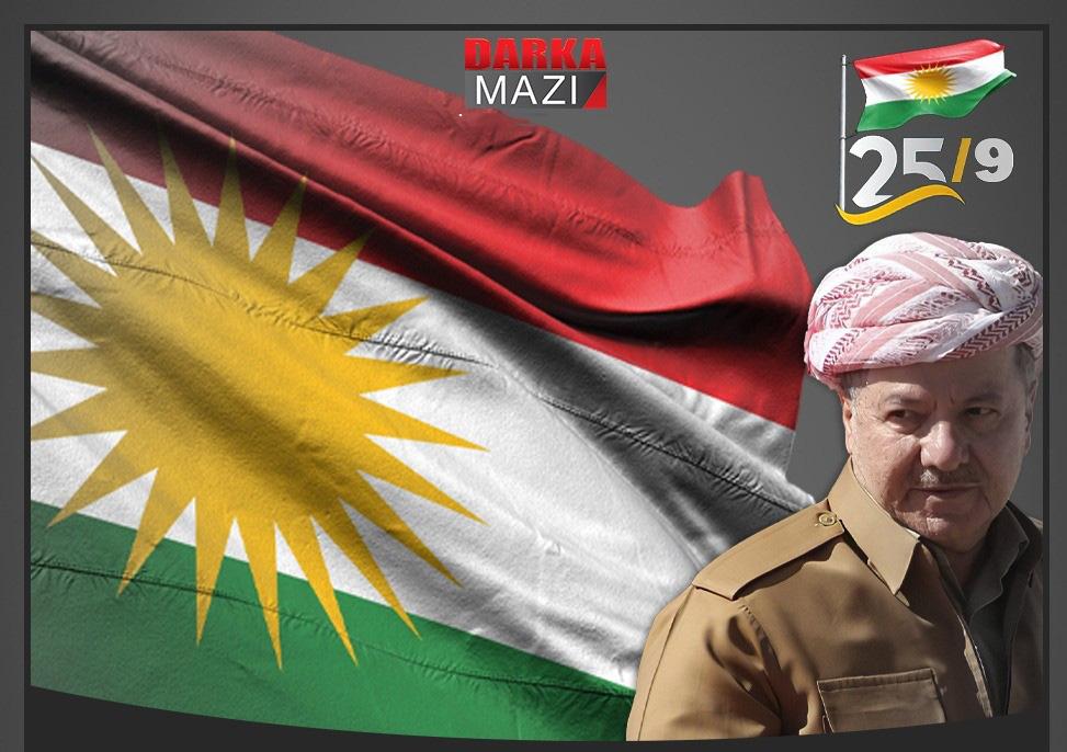 Kürdistan Bağımsızlık Referandumu'nun yıl dönümünde Barzani: Boyun eğmeyen kahramanları kutluyorum