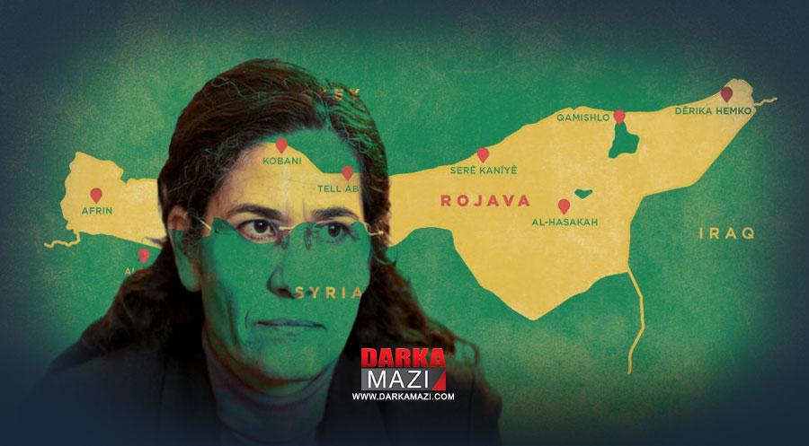 SDK Eşbaşkanı İlham Ahmed: Biz Kürt modeli değiliz Politicaexterior'den Natalia Sancha'ya , SDK; Suriye Demokrati Rejimi, PKK Duran Kalkan, Anti Kürt, Rojava, Arap Kemeri, Suriye, Esad, İran, Kürdistan Bölgesel Yönetimi, Bağdat