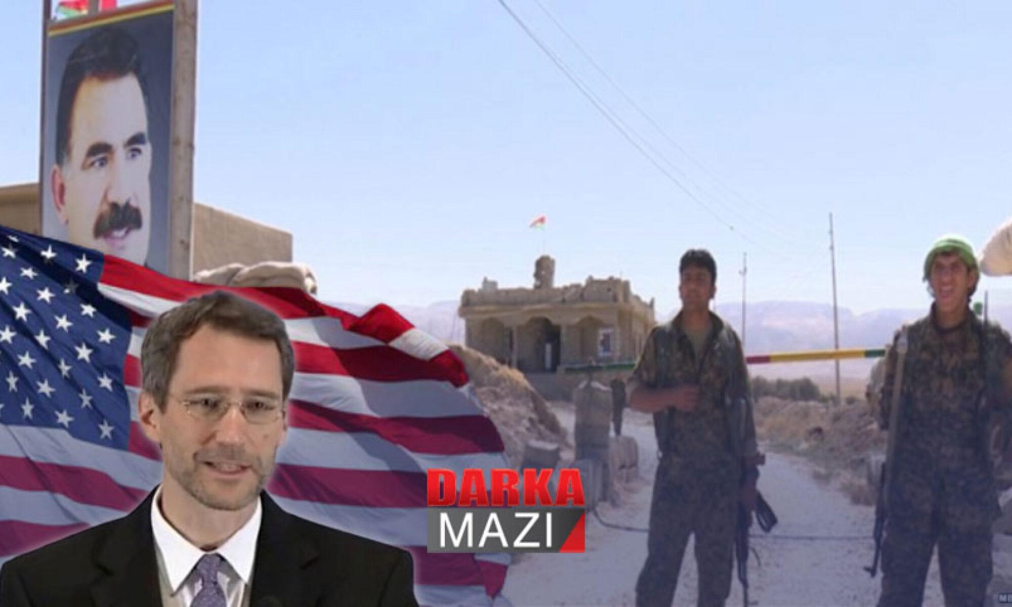 ABD Dışişleri Müsteşarı Hood: Haşdi Şabi ve PKK Şengal'i terk etmeli
