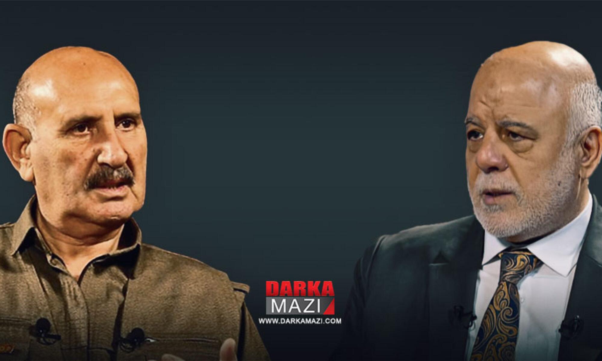 Sabri Ok'a soruyuz: Mazlum musunuz zalim mi? Haydar Abadi, Kürt Ulusal Kongresi, Cemil Bayık, Şengal, Rojava, KCK, PKK, İran, Kerkük,