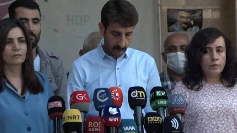 Hewler'de provakasyon hazırlığındaki PKK bağlantılı kişiler gözaltına alındı