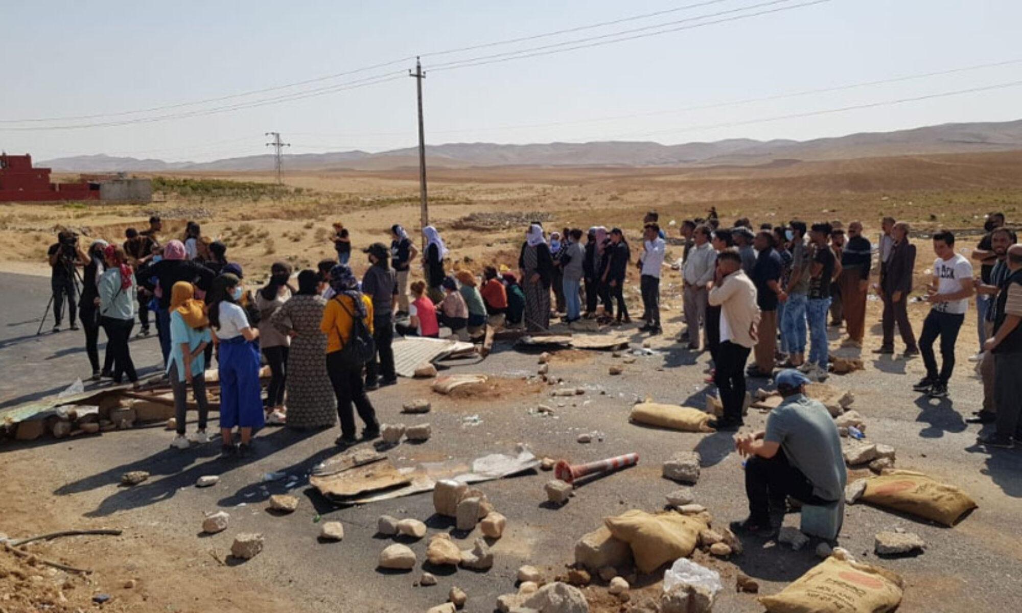 Ezidi adaylara dönük Şengal'deki terör Irak Bağımsız Yüksek Seçim Komisyonuna taşındı