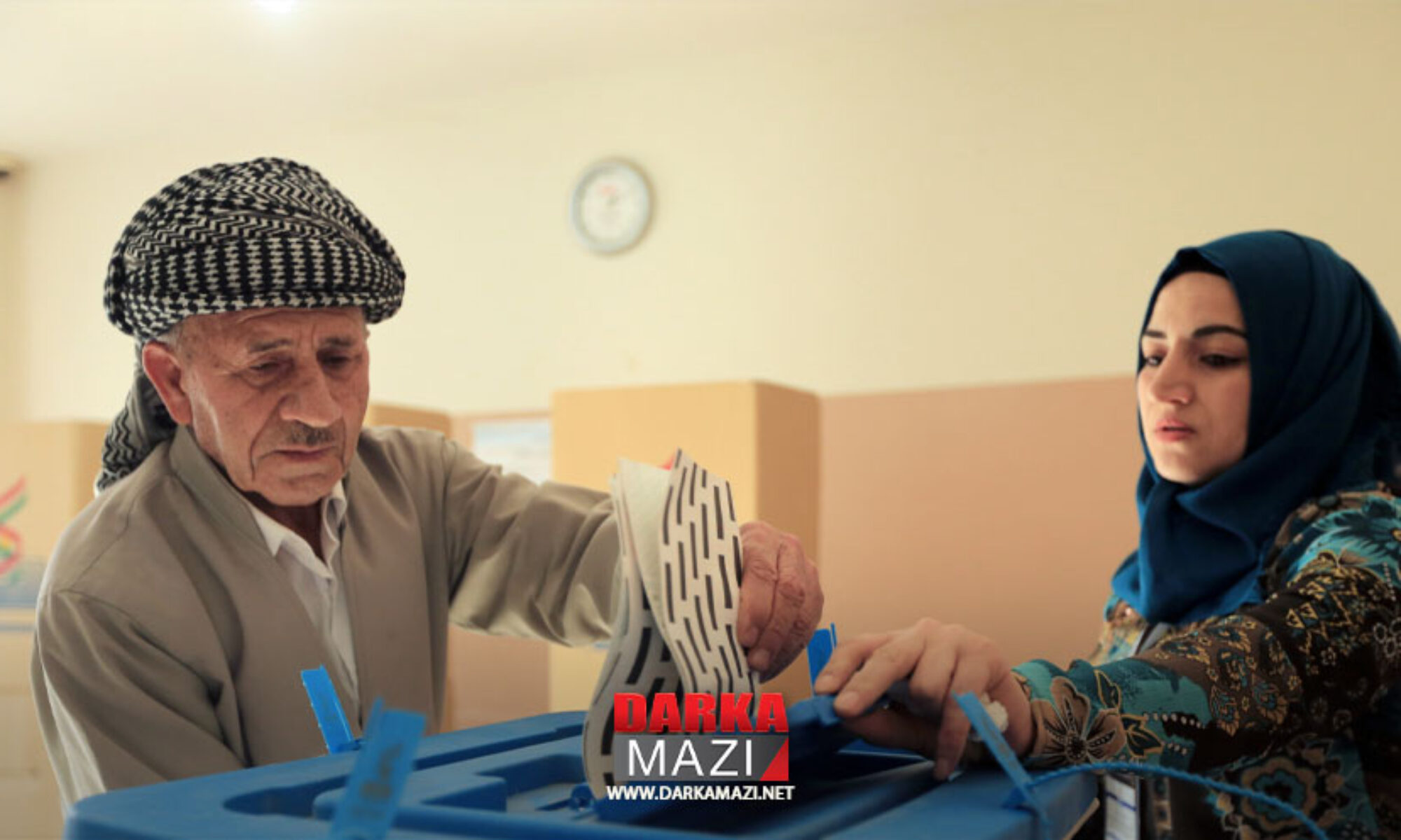 Irak parlamentosu seçimleri start aldı