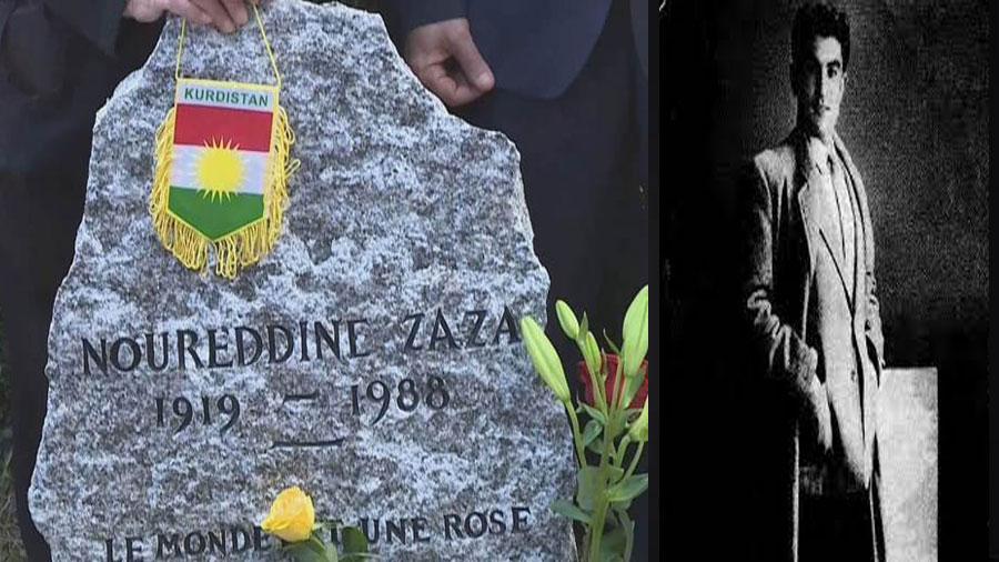Kürdistani mücadeleye adanmış bir hayat: Nureddin Zaza